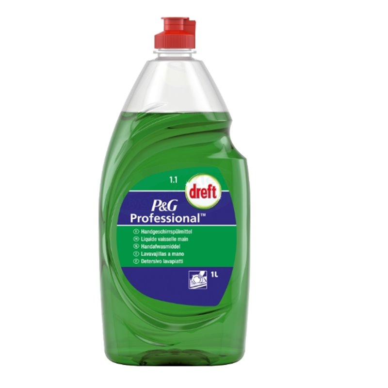 Dishwashing liquid Dreft Prwithessional (Small package) - Horecavoordeel.com
