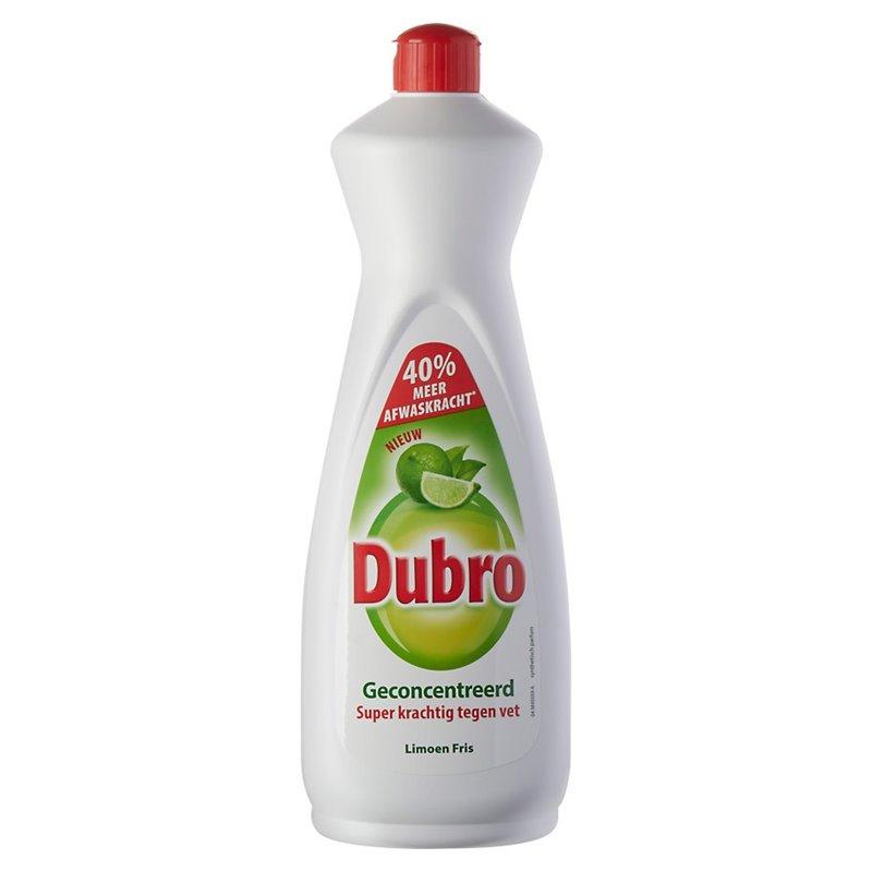 Dishwashing liquid Dubro Lime - Horecavoordeel.com