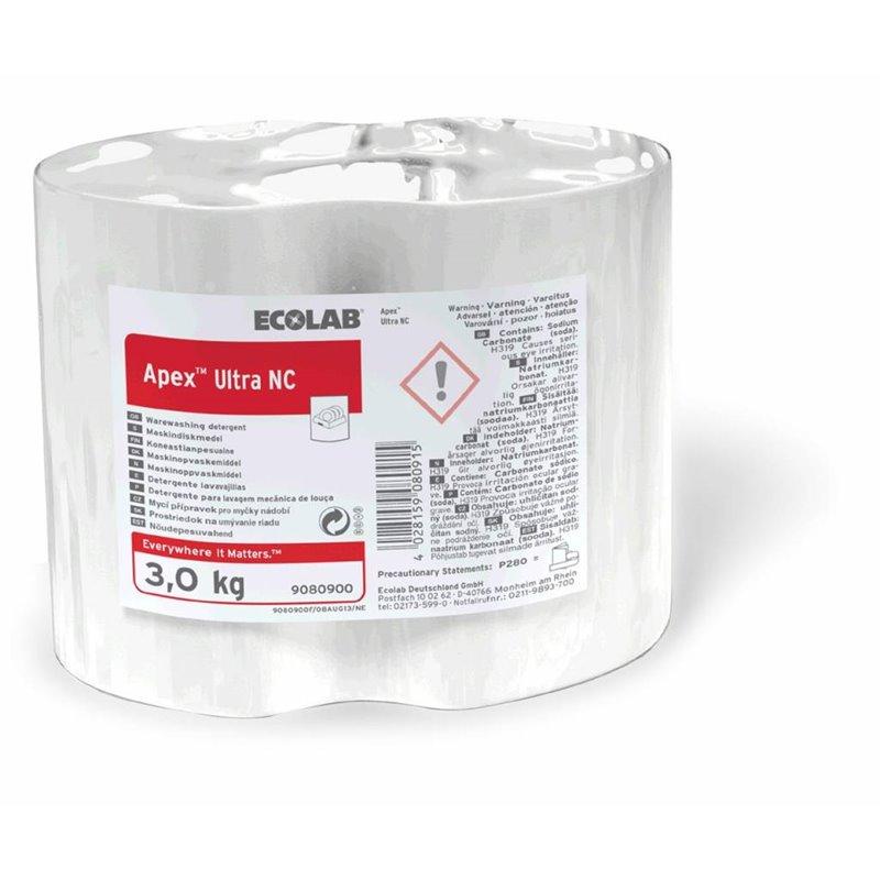 Dishwashing liquid Ecolap Apex Ultra - Horecavoordeel.com