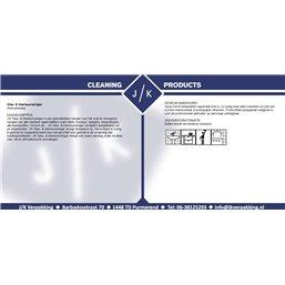Glazen & Interieurreiniger (EM) (Klein-verpakking)