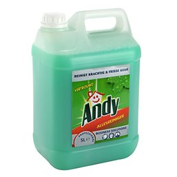 All-purpose cleaner Andy Prwithessional