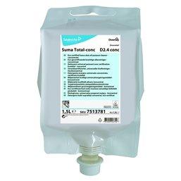 Allesreiniger Suma Total D2.4 Concentraat (Klein-verpakking)