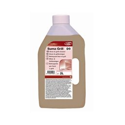 Grill and oven cleaner Suma D9
