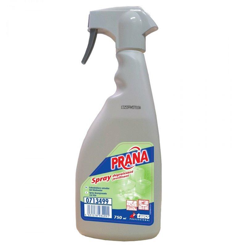 Degreaser With Chlorine Tana Prana Spray bottle (Small package) - Horecavoordeel.com