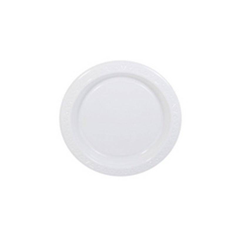 Borden Plastic Wit Dik Ø 180mm Horecavoordeel.com