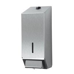 Soap Dispenser Euro Rvs Refillable 1 Liter
