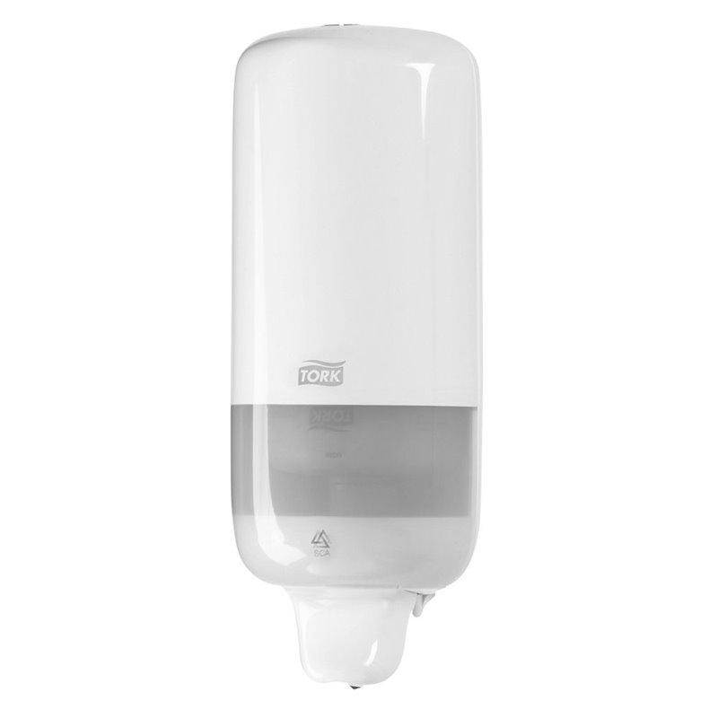 Soap Dispenser Tork White for  S1 - Horecavoordeel.com