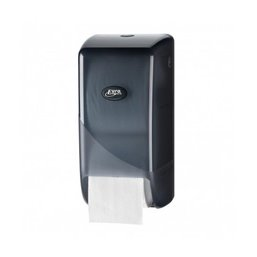 Cap Roll Dispenser Euro Pearl Black