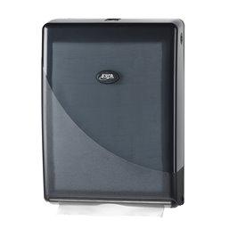 Handdoekdispenser Euro Mini Fold Pearl Black