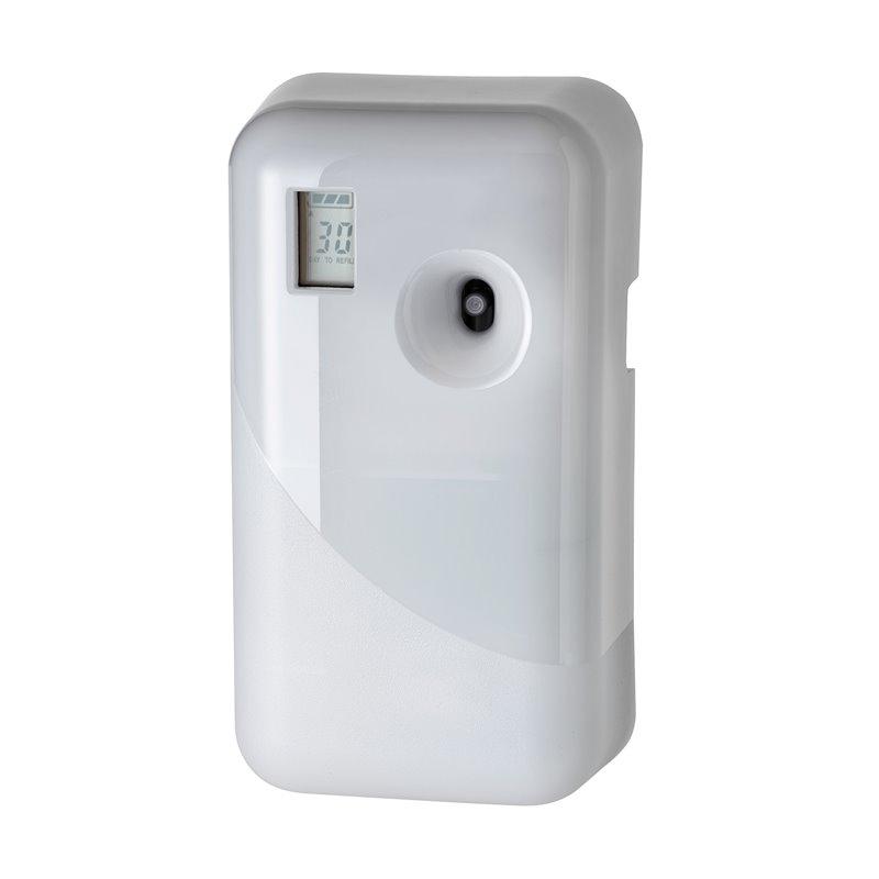 Luchtverfrisser Dispenser Euro Pearl White Horecavoordeel.com