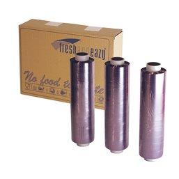 Catering- Cling Folie PVC Geperforeerd Navulling 300 x 300mm x 500 meter