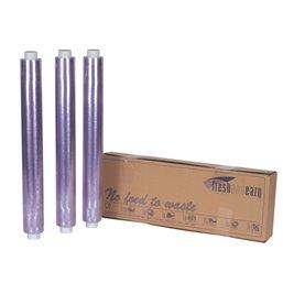 Catering- Cling Folie PVC Geperforeerd Navulling 450 x 450mm x 500 meter