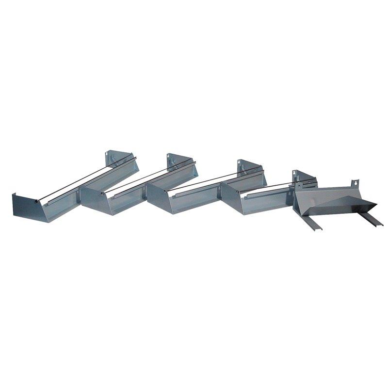 Folierol Dispenser voor Aluminium- Catering- Cling Folie 600mm Horecavoordeel.com