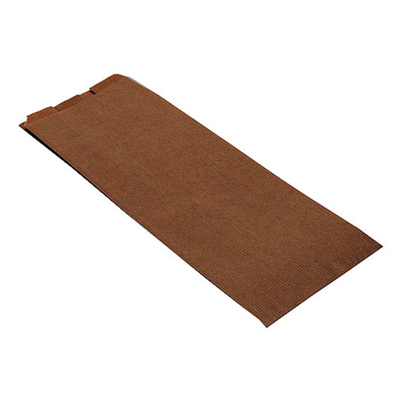 Food bags Paper Nr3 Brown 11/8x29,5cm - Horecavoordeel.com