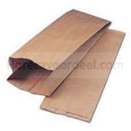 Kraft Zakken Papier 2 Pond Bruin