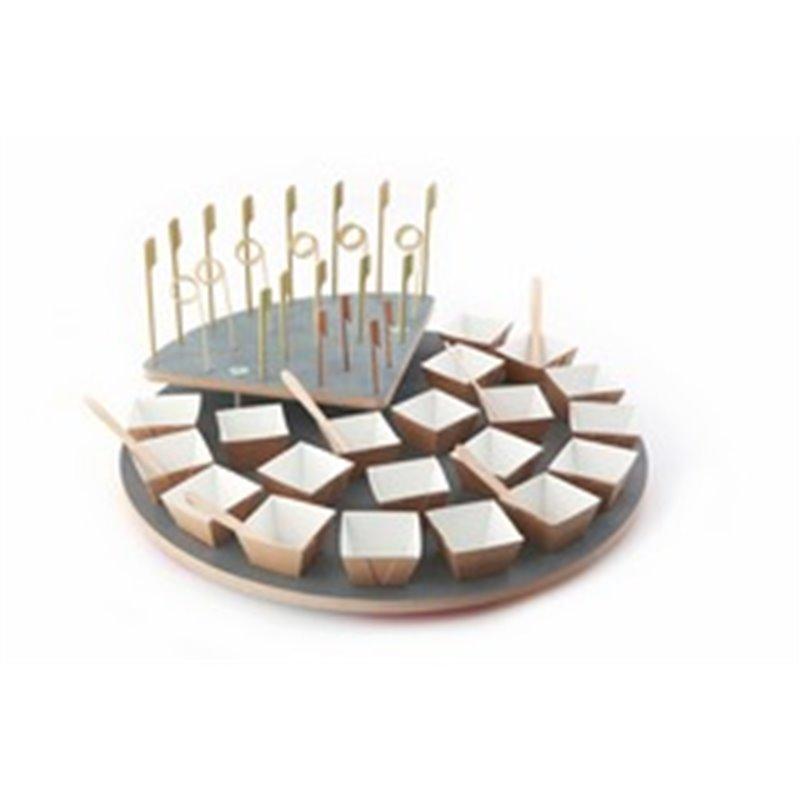 Present Eco Rond Ø 400 x 65mm Horecavoordeel.com