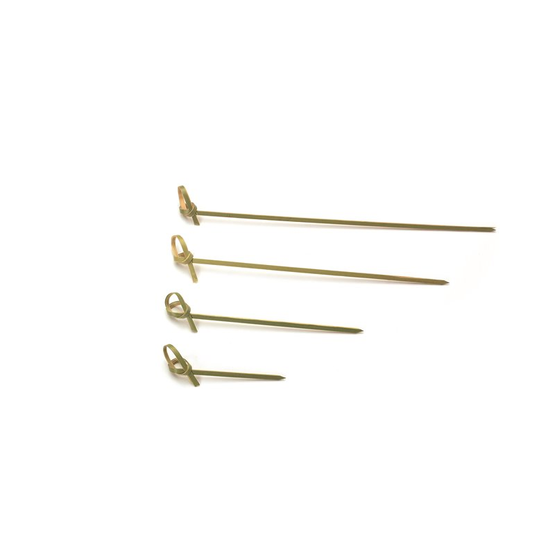 Bamboe Knoopprikkers 60mm Horecavoordeel.com