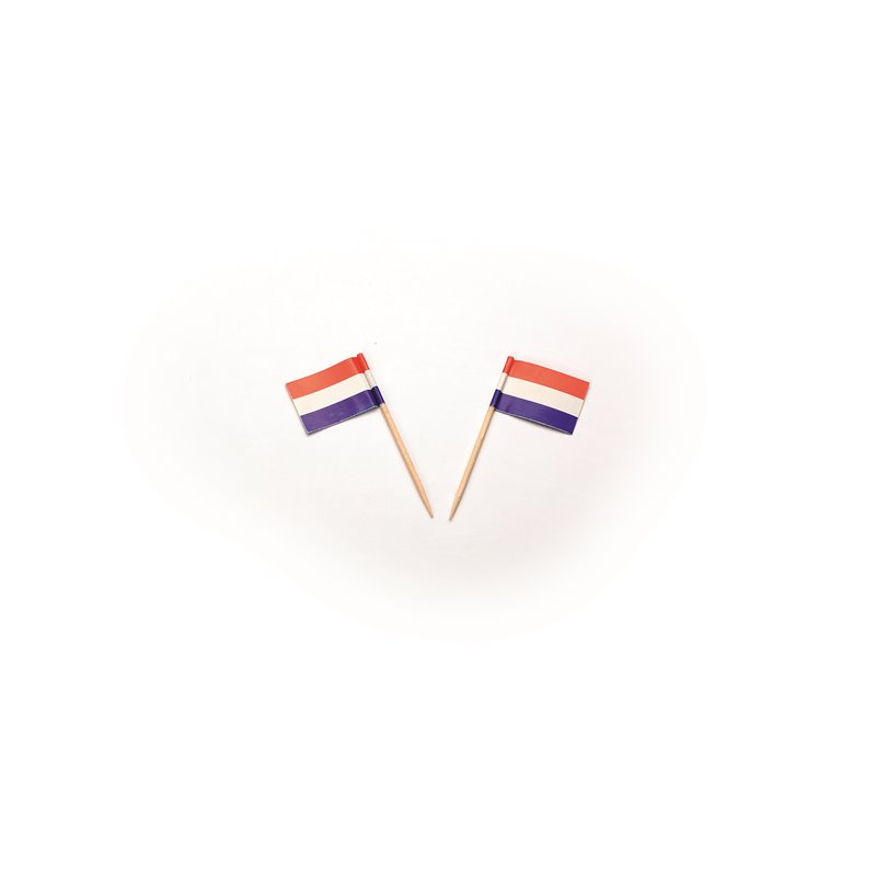 Flag Prickers The Netherlands (Small package) - Horecavoordeel.com
