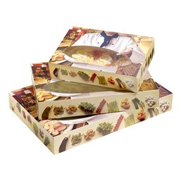 Catering Boxes Cardboard 45cm (Small package)
