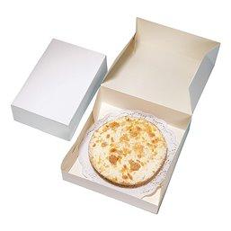Pastry Boxes White 24x16x8cm