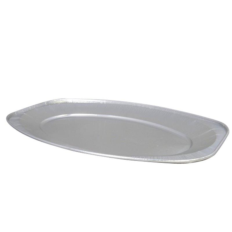 Catering platters - trays Aluminium 45cm - Horecavoordeel.com