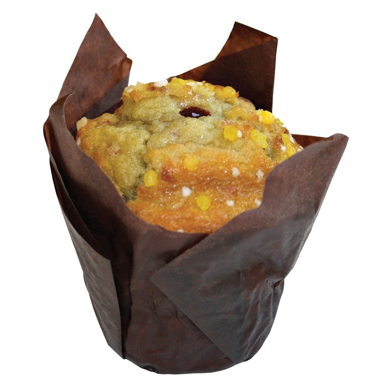 Muffing Baking Paper Brown - Horecavoordeel.com