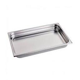 Gastronorm container 1-1 Stainless Steel Low - Horecavoordeel.com