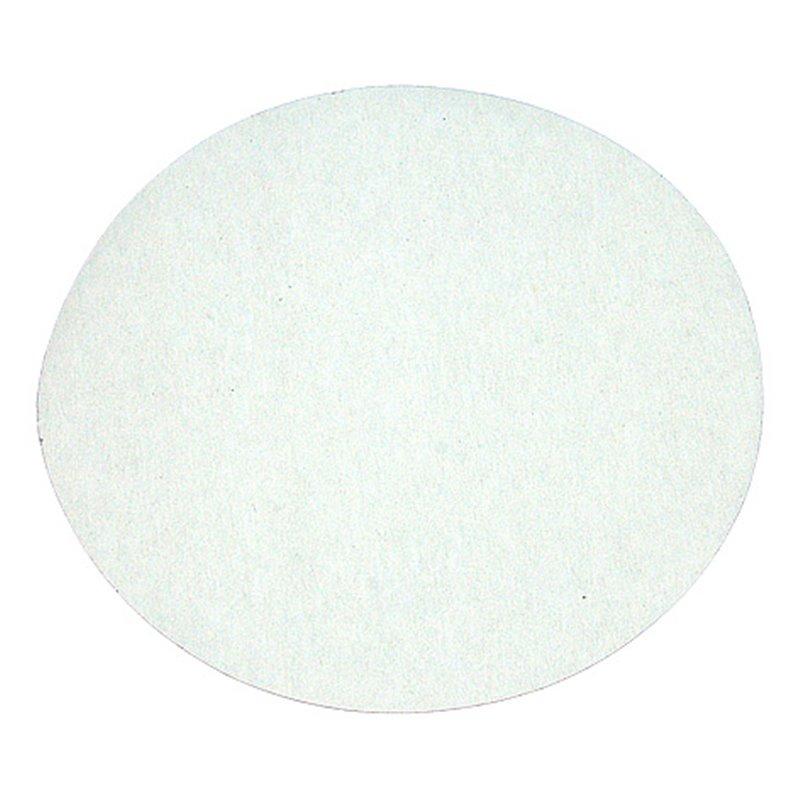 Roundel 140mm Polypropylene Unprinted - Horecavoordeel.com