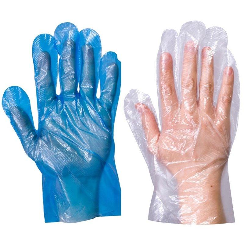 Maimed Gloves Blue Ldpe no powder Small  - Horecavoordeel.com