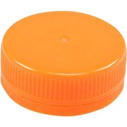 Doppen Oranje voor Pet Flessen Ø 38mm (Klein-verpakking)