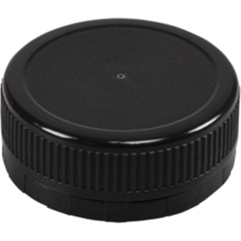 Cap Black for Juice Bottles 38mm (Small package) - Horecavoordeel.com