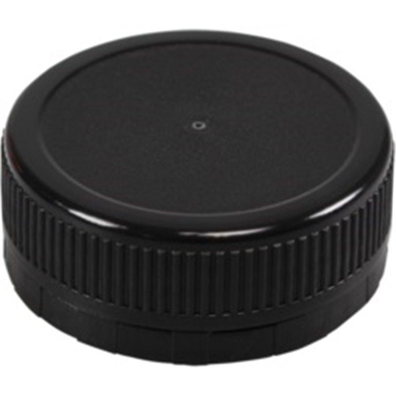 Cap Black for Juice Bottles 38mm  - Horecavoordeel.com