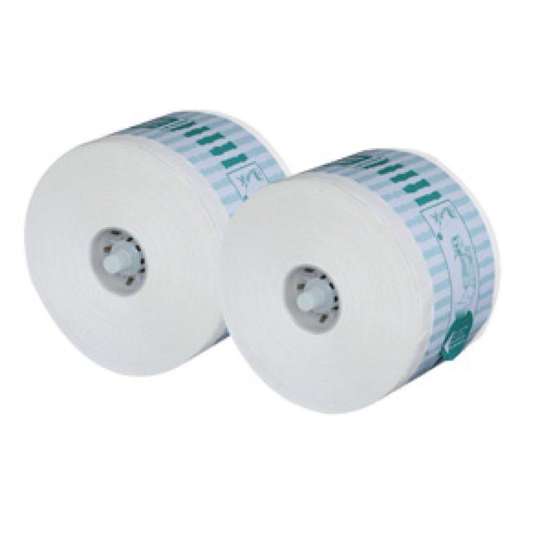 Toiletpapier Vendor Doprol 2 Laags Tissue Wit Horecavoordeel.com