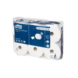 Toiletpapier Smart One Tork T8 2 Laags Wit 1150 Vel Horecavoordeel.com