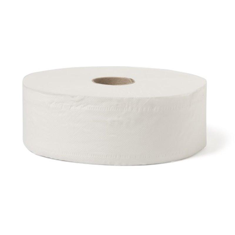 Toiletpapier Jumbo Natuur Cellulose 2 Laags 9,3cm x 320m  Horecavoordeel.com