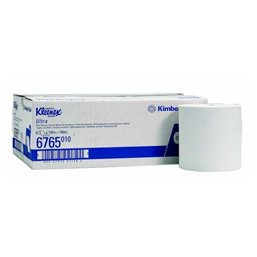 Rolhanddoek Kc Kleenex Ultra 2 Laags Wit