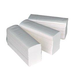 Handdoek Mini-folded Cellulose (EM) 2 Laags Wit