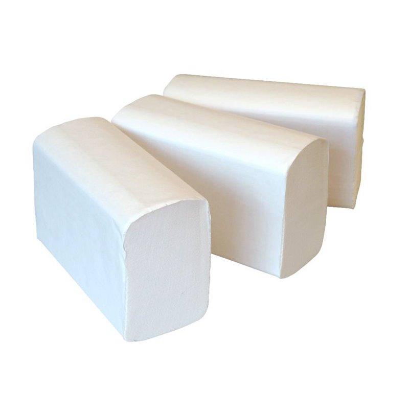 Towel Multifold Verlijmd (EM) 2-layer 24x20,6cm M2 - Horecavoordeel.com
