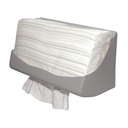 Towel Euro Toptex Snow White Light 42x40cm