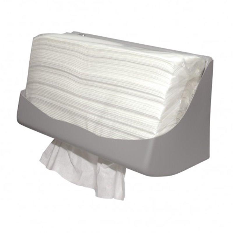 Towel Euro Toptex Snow White Light 42x40cm - Horecavoordeel.com