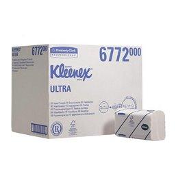Handdoek Interfold 2 Laags Kleenex 21,5x31,5cm