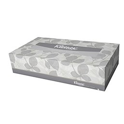 Tissue Kleenex White 2 layer