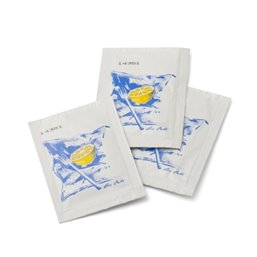 Lemon wipes White Paper