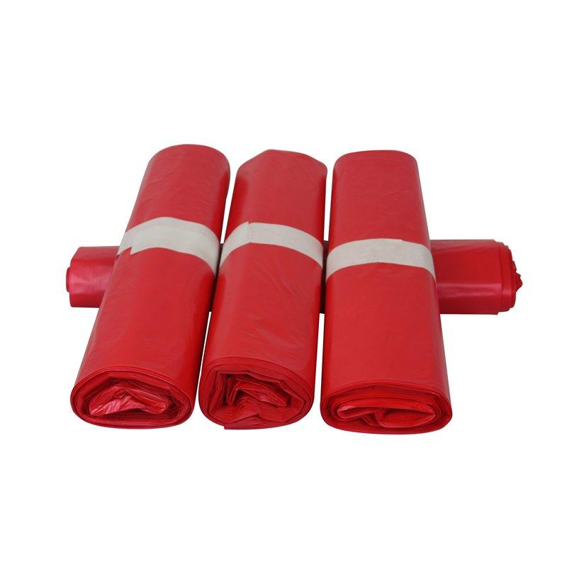 Trash bag 70x110cm T30 Red - Horecavoordeel.com
