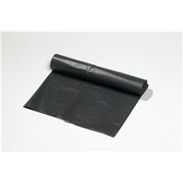 Trash bag 65-25x140cm T70 Black