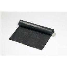 Trash bag 70x110cm T25 Black (Small package)