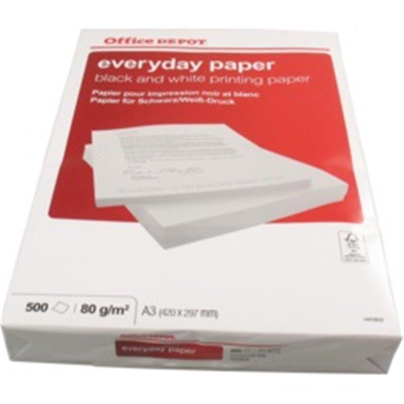 Kopieer Papier 120 Grams A3 Wit Horecavoordeel.com