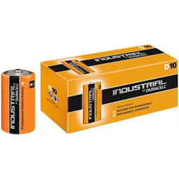 Duracell Industrial Battery D Id1300