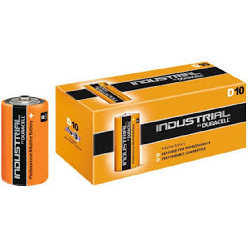 Duracell Industrial Batterij D Id1300  Horecavoordeel.com