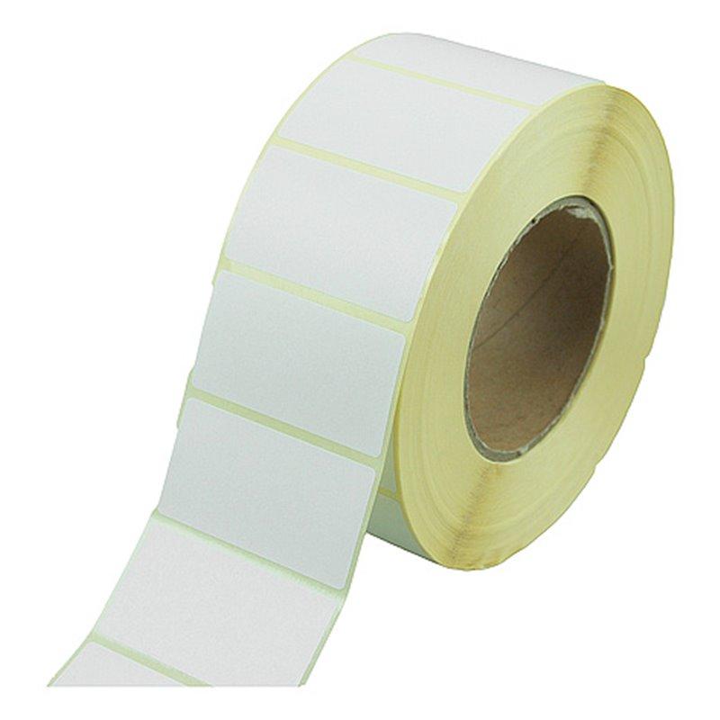 Labels Self adhesive Permanent 65x35mm - Horecavoordeel.com